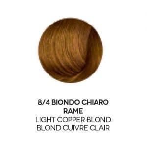 colore capelli biondo chiaro rame