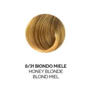 Colore capelli biondo miele