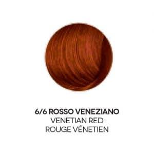 colore capelli rosso veneziano