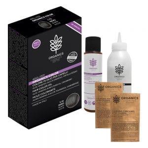 Colore - Tinta per capelli organico nero
