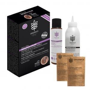 BIONDO - BLONDE – Tinta per capelli Organics Color