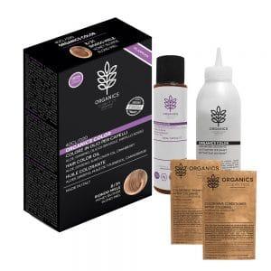 BIONDO MIELE - HONEY BLONDE – Tinta per capelli Organics Color