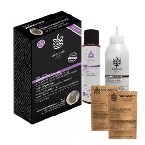 BIONDO CHIARISSIMO CENERE – Tinta per capelli Organics Color