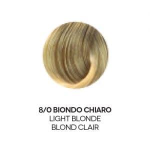 Colore capelli biondo chiaro