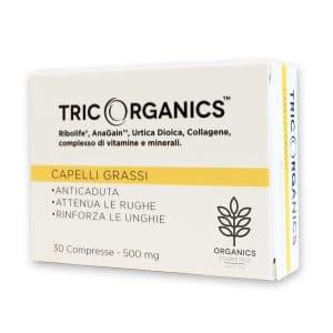 Tricorganics Capelli Grassi